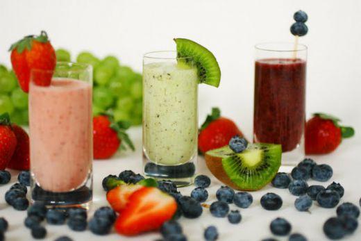 Frappè di frutta