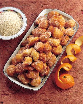 Frittelle dolci ricetta base