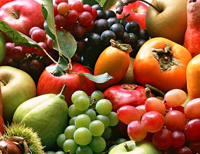 Frutta mese di novembre
