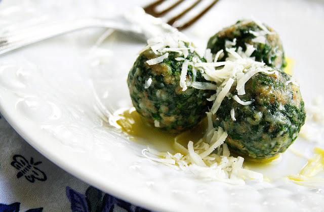 Gnocchi di spinaci e ricotta
