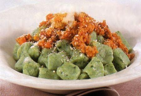 Gnocchi di spinaci