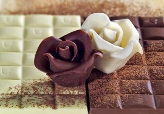Il cioccolato plastico