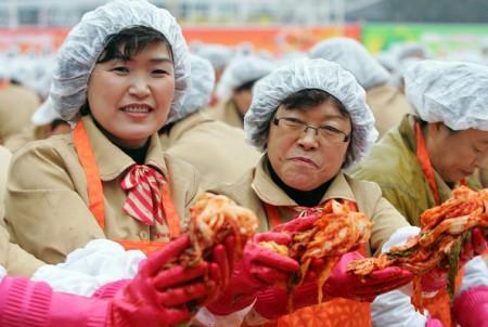 Kimchi coreano