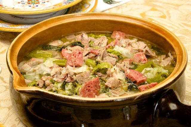 La ricetta della minestra maritata