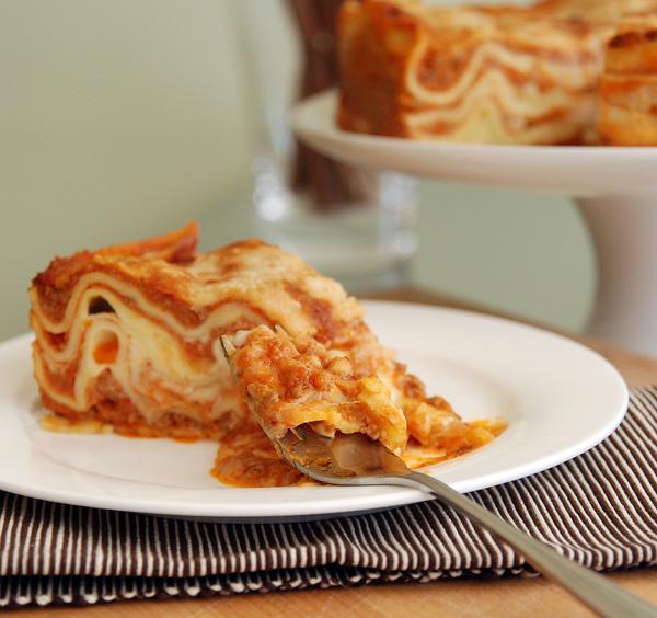 Lasagne al ragù ricetta