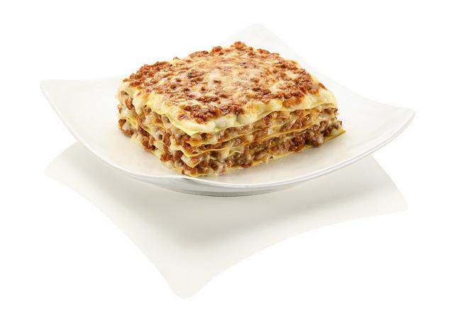 Lasagne alla bolognese senza glutine