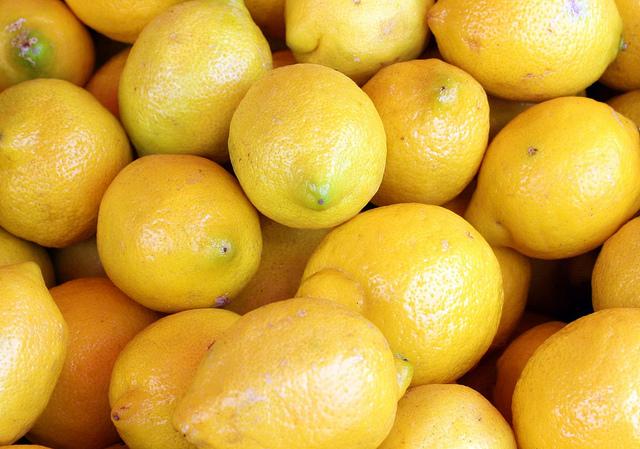 Limone contro la frittura