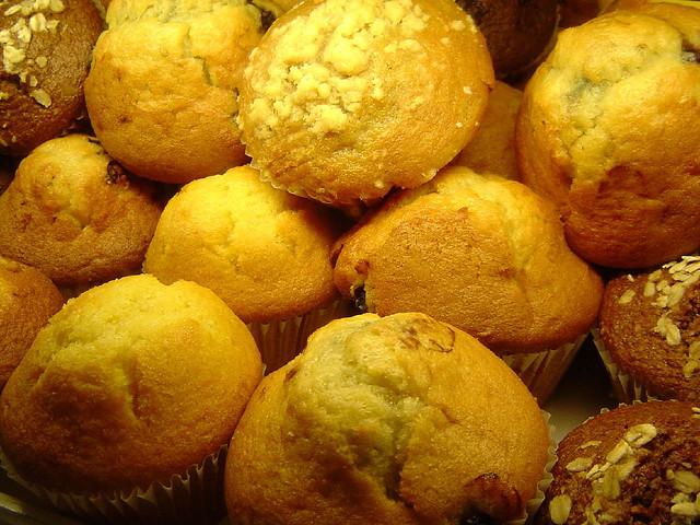 Muffin assortiti