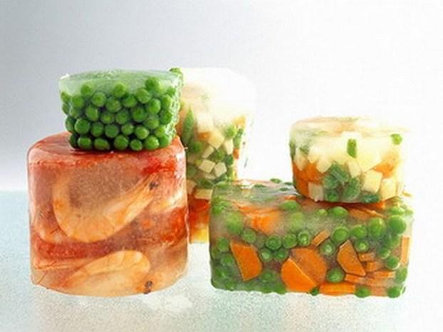 Non scongelare gli alimenti