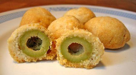 Olive in crosta Bimby