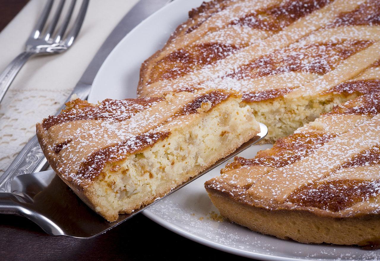 Pastiera napoletana tradizionale
