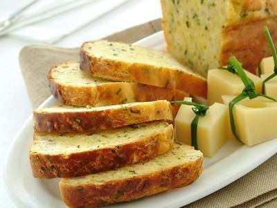 Plumcake al formaggio