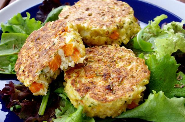 Polpette di miglio e verdure la ricetta light per l for Ricette di verdure