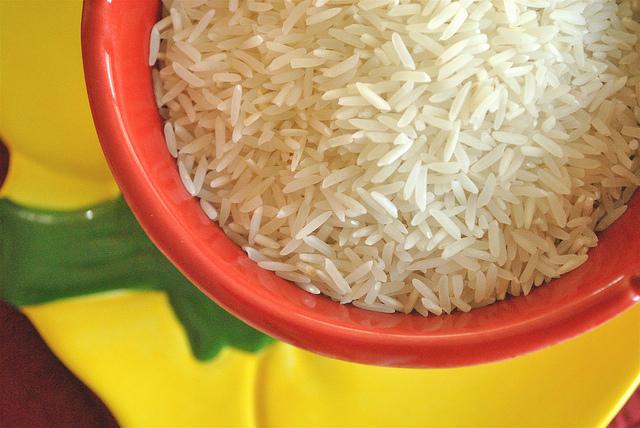Ricette con riso basmati