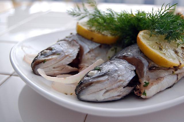 Riconoscere pesce fresco dopo l'acquisto