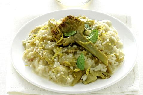 Risotti autunnali 10 ricette semplici e veloci pourfemme for Ricette con carciofi