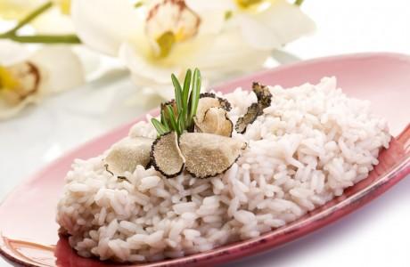 Risotto con tartufo bianco la ricetta