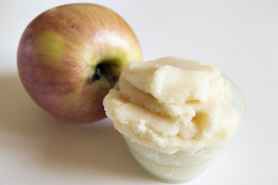Sorbetto mela e cannella