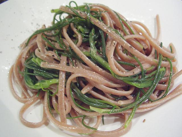 Spaghetti di farro