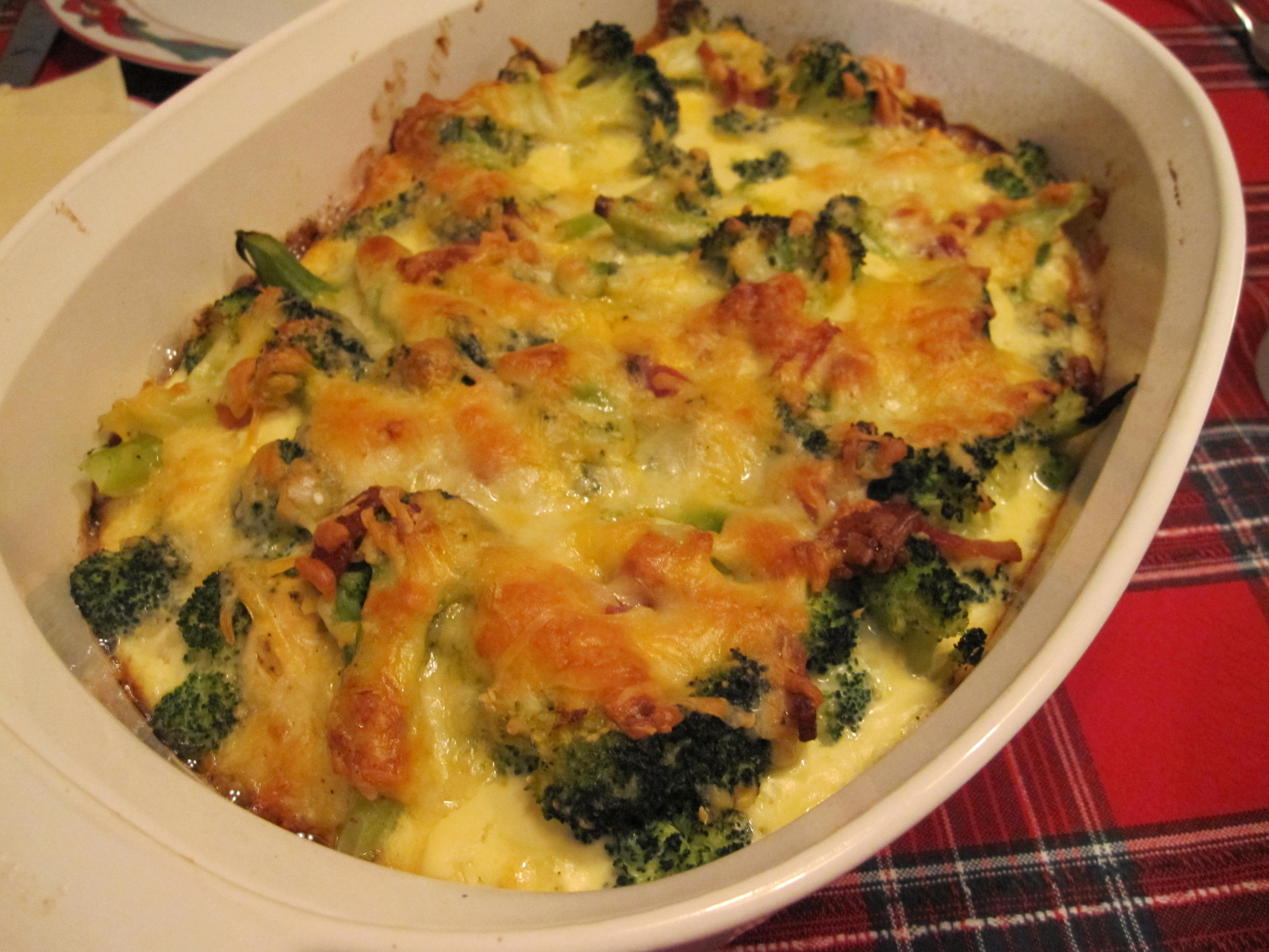 Timballo di broccoli, la ricetta