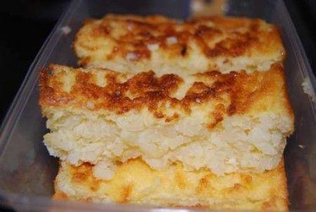 Torta di riso ricetta
