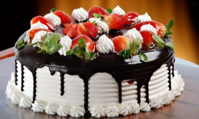 Torte di compleanno semplici