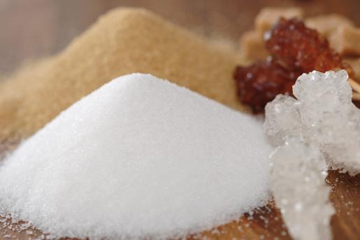 Usare poco zucchero