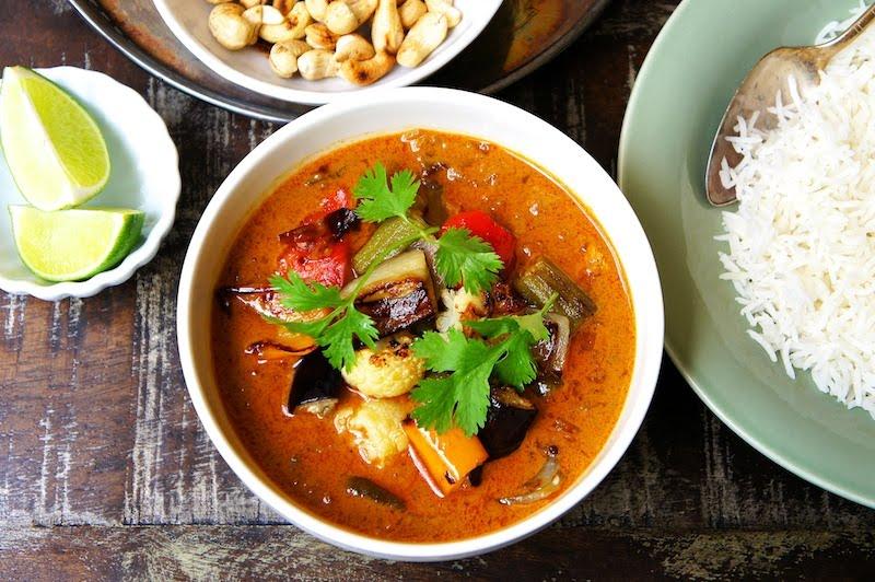 Verdure al curry, la ricetta speziata