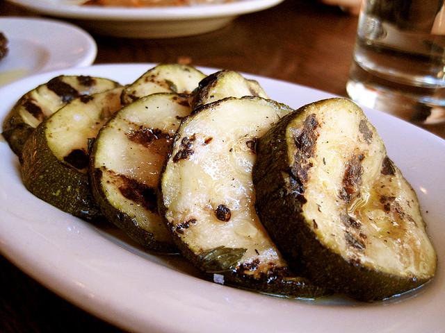 Zucchine trifolate