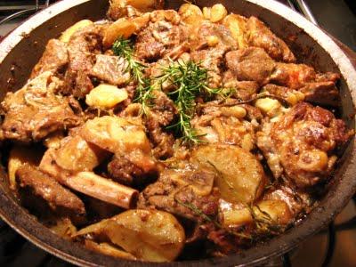 Abbacchio alla romana pourfemme for Ricette di cucina romana
