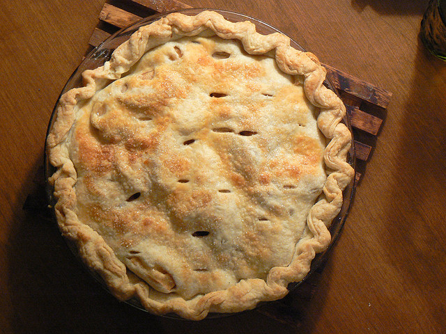 american apple pie ricetta