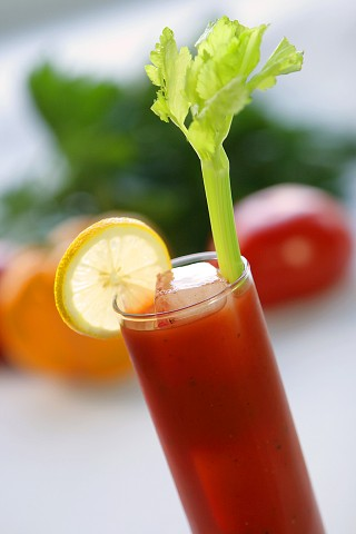 baby bloody mary