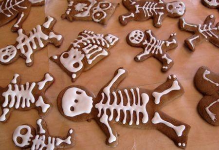 biscotti scheletrini