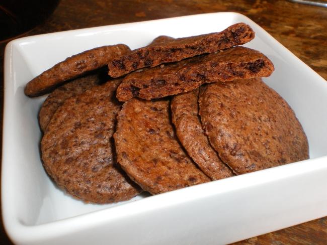 biscotti vegani al caffè