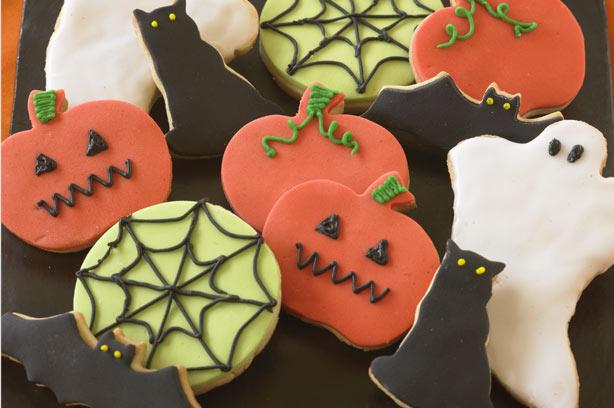 biscotti zucca e fantasmi