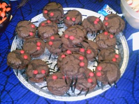 biscottihalloweenaragno
