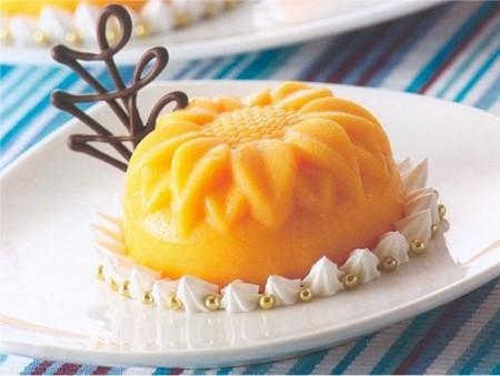 budino mandaranci