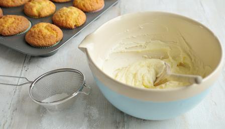 buttercream ricetta