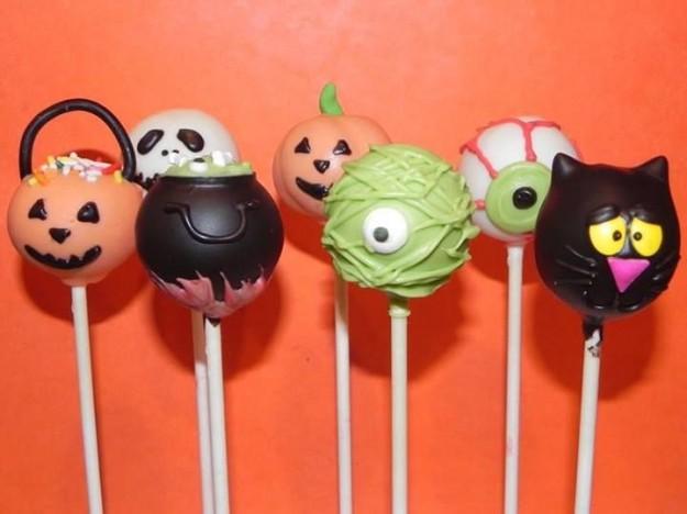 cake pops di halloween ricetta