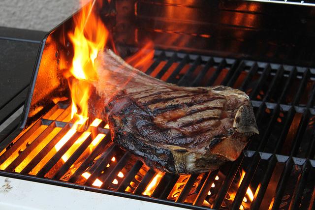 carne al barbecue