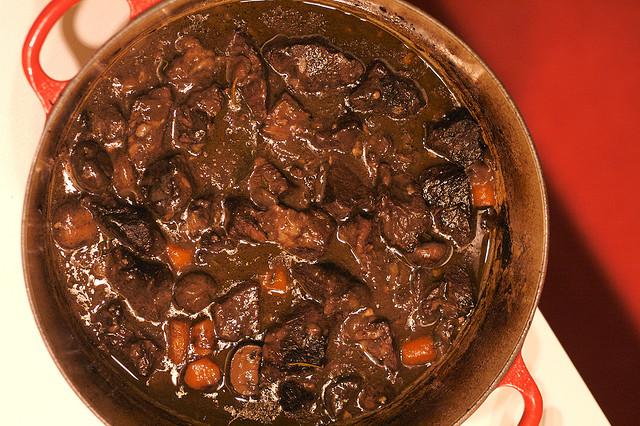 carne al vino ricetta autunnale