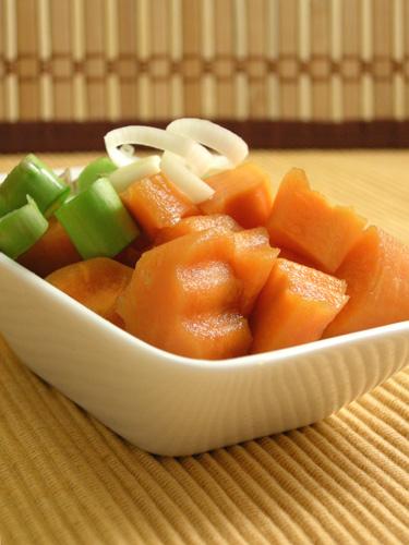carote marinate