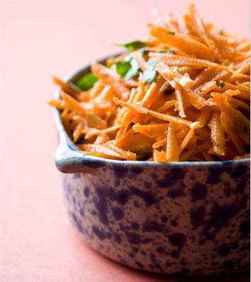 carrote al curry