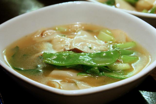 castagne e bietola zuppa