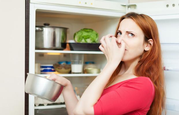 cattivi odori frigo