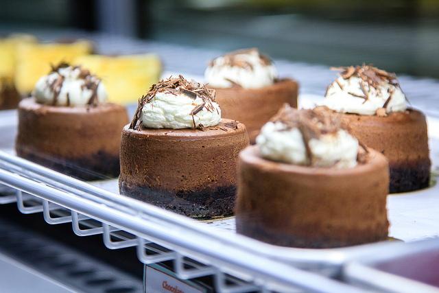 cheesecake al cioccolato e al cocco