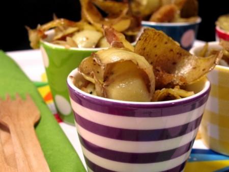 Bucce di patate fritte di Cotto e Mangiato