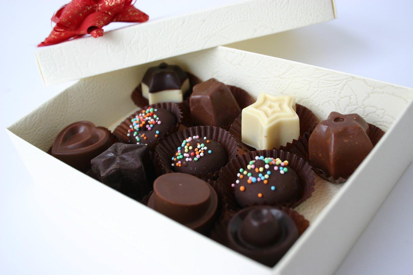cioccolatini allo zenzero