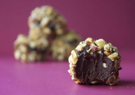 cioccolatini nocciole cotto mangiato