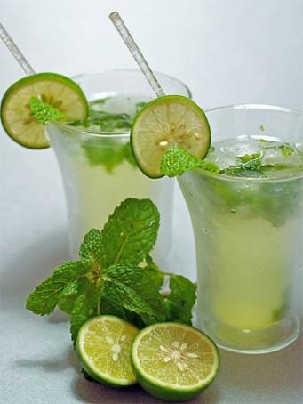 Long drink al rum